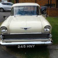 1960 Vauxhall Victor super