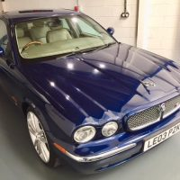 Jaguar XJR Supercharged 4.2 V8 400BHP Auto - Jaguar's Flagship - Beautiful Car